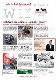 Zeitung als pdf - Reinickendorf