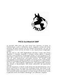 Zuchtbericht 2009[1]