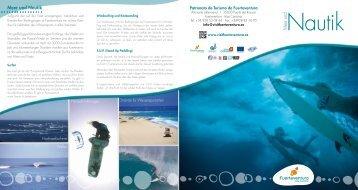 Meer und Nautik - Fuerteventura