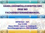 Vortrag Mirjana Zgaga - Wisdom