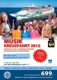 KrEuZfahrt 2012 - Radio U1