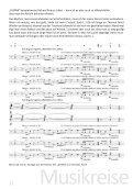 """Ein """"GLORIA"""" zum Jubiläum des Landesmusikrates - Verband ... - Page 3"""