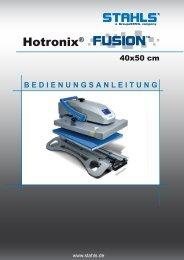 Hotronix® - STAHLS Europe GmbH