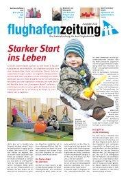 Flughafenzeitung Ausgabe 2.12 - Quartiersmanagement ...