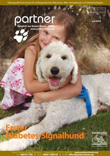 Juni 2012 - Partner-Hunde Österreich