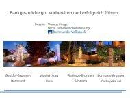 Präsentation Volksbank