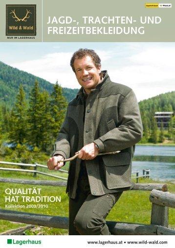 Jagd-, TrachTen- und FreizeiTbekleidung - Jagdaktuell
