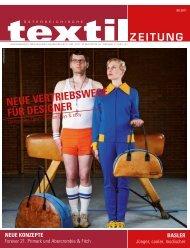 neue vertriebswege für designer - Österreichische Textil Zeitung