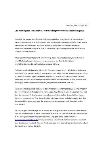 Download File - Rosengasse Landshut