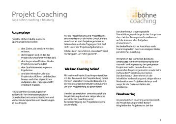 Download - Home - böhne coaching