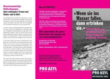 pdf öffnen, 1,8 MB - Pro Asyl