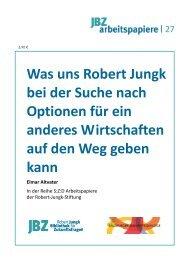 ENDTEXT AP 27 Altvater - JBZ-Arbeitspapiere