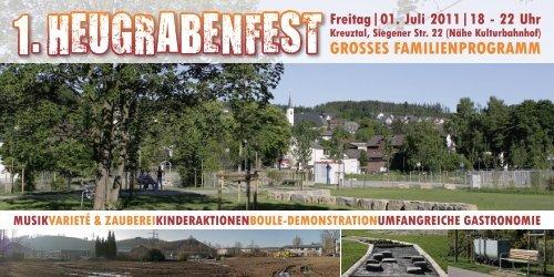 GROSSES FAMILIENPROGRAMM - Kreuztal