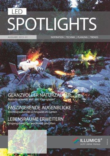 Spotlight / Ausgabe 1 - Illumics