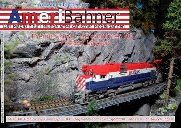 Fremo Unna - Streamliner H0 - Project Layout - ameribahner.com