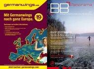Individuelle Fahrpläne unter: www.vbbonline.de - VBB ...