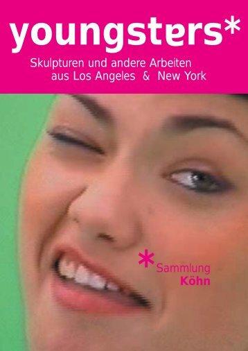 Youngsters - krinzinger projekte - Galerie Krinzinger