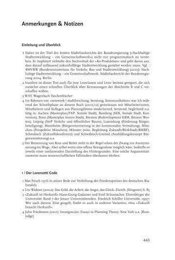 pdf, 659 KB - Lehrstuhl für Planungstheorie und Stadtentwicklung