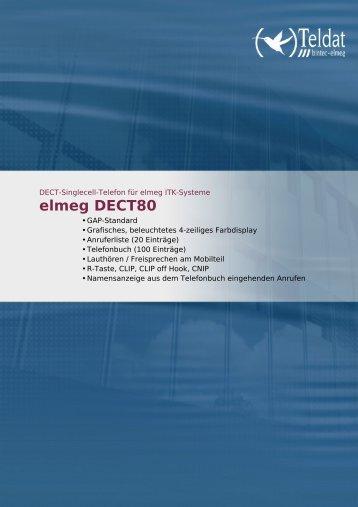 elmeg DECT80 - Petrysoft
