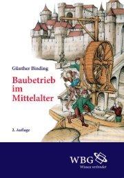 Leseprobe zum Titel: Baubetrieb im Mittelalter - Die Onleihe