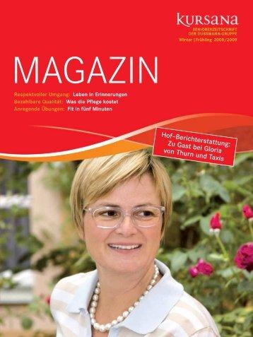 PDF Kursana Magazin 02/08
