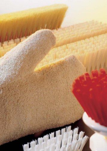 Arbeitsschutz & Reinigung Protection & cleaning