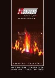 katalog 2013 - Haas-Design [Bio-Ethanol Designkamine ...
