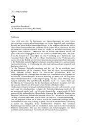 Die Entstehung der Weimarer Verfassung Einführung ... - Bayern