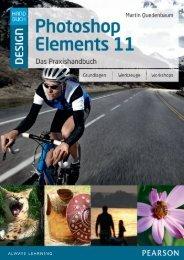 Photoshop Elements 11 - Das Praxishandbuch (Inhaltsverzeichnis)