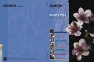 Innovationen - Samson AG Mess