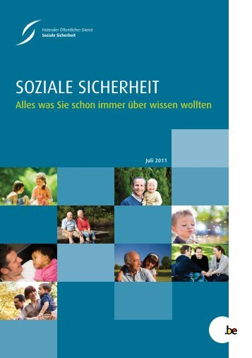 Soziale Sicherheit - FOD Sociale Zekerheid