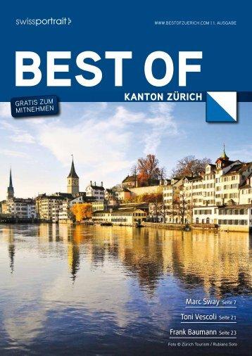 KANTON ZÜRICH - Swissportrait