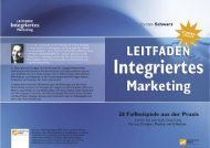 Torsten Schwarz: Leitfaden Integriertes Marketing - Absolit