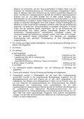 Anlage zur Beitragssatzung – Beitragssätze 2013 - Seite 2