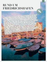 Rund um Friedrichshafen - Stuttgart fliegt aus