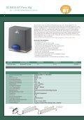 BFT Torantriebe, Schranken, Poller - Katalog 2009 - Nothnagel - Seite 4