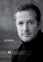 BE BRAND. - zcommunications