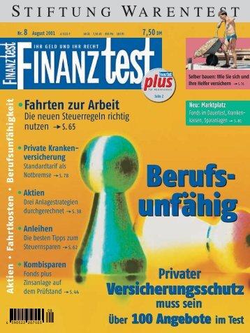 Neu: Marktplatz - InvestmentFun.de Blog