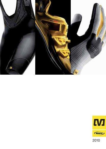 Rider's Equipment Katalog 2010 - Mavic