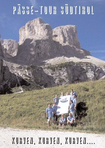 Bericht Suedtirol.qxd - Alpine-Freunde Hessen / Alpine-Freunde ...