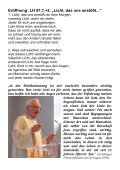 Liedzettel zur Beerdigung von Bernhard Honsel - Heilig Kreuz - Page 2