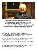 Liedzettel zur Beerdigung von Bernhard Honsel - Heilig Kreuz - Page 3