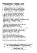 Liedzettel zur Beerdigung von Bernhard Honsel - Heilig Kreuz - Page 4