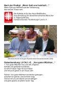 Liedzettel zur Beerdigung von Bernhard Honsel - Heilig Kreuz - Page 5