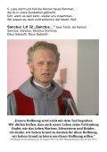 Liedzettel zur Beerdigung von Bernhard Honsel - Heilig Kreuz - Page 6