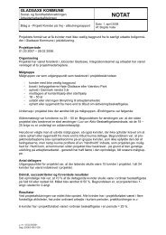 Bilag 19a.pdf - Gladsaxe Kommune
