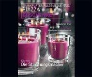 Artikel als PDF-Dokument öffnen - Engels Kerzen