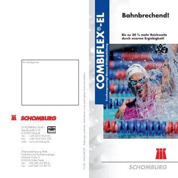 COMBIFLEX-EL Bahnbrechend! - Schomburg