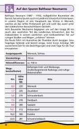 Auf den Spuren Balthasar Neumanns - Schweinfurt 360