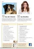 Freunde Magazin Frühling 2013 S. 01 - Alles für Tiere - Page 4